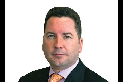 Tony Roe, principal, Tony Roe Solicitors